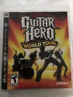 SONY GUITAR HERO WORLD TOUR PS3 (FSE018927)