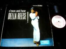 DELLA REESE/C'MON AND HEAR/PROBE/VOCAL JAZZ/BELGIUM PRESS