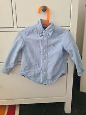 Ralph Lauren Shirt Age 2
