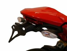 DUCATI SuperSport & S 2017+ Tail Tidy Black CNC by Evotech Performance