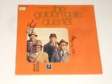 The Golden Gate Quartet - SIGNED 2LP - The Best Of - AUTOGRAMME