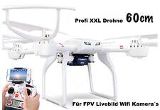 FPV Wifi 3D Profi Drohne/Quadcopter mit Coming Home ohne Kamera - Komplett RTF