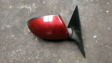 MAZDA 6 08-12 REG DRIVERS O/S ELECTRIC WING MIRROR IN RED REF - RP51
