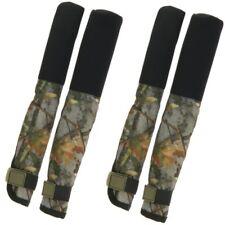 2 X Carp Rod Tip & Butt Protections Couvre deluxe pour pêche à la Carpe Tiges Camo NGT