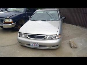 Front Bumper With Fog Lamps Fits 99 SENTRA 699276
