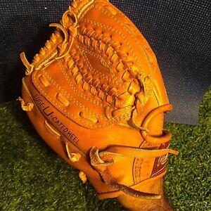 Vintage Baseball Glove Rawlings Youth Size Model RGB99 Left Handed Paul Molitor