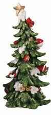 Miniature Dollhouse Fairy Garden Decorated Christmas Tree #1 - Buy 3 Save $5