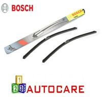 Bosch Aero Front Window Wiper Blades For Jagaur X-Type 01-09