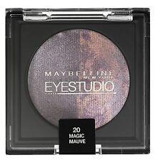 Maybelline Eyestudio Cosmos Duo Eye Shadow Magic Mauve (20) Soft Bake Blendable