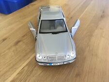 Mercedes-Benz CLK By Anson 1:18 Die Cast Car