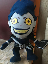 DEATH NOTE Official Genuine RYUK Cosplay Doll Plush *GREAT CONDITION*