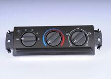 Heater Control Panel ACDelco GM Original Equipment 15-72511