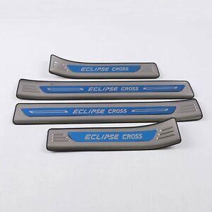 für Mitsubishi Eclipse Cross Zubehör Teile Car Edelstahl Schutz Einstiegsleisten