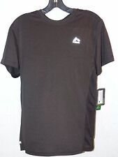 New Mens Rbx Peformance Wicking Black Small Exercise Athletic Shirt