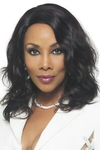 NATURE - VIVICA A FOX BRAZILIAN REMI 100% HUMAN HAIR LACE FRONT WIG LOOSE WAVE