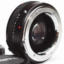 Seikanon 2X Teleconverter For Minolta MD Mount Lens Lenses