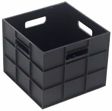 Award HOBBY COMPACT STORAGE BOX 5Pcs 3L Ideal For Small Spaces, BLACK*Aust Brand