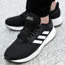 Adidas Duramo 9 Sneaker Herren Herrenschuhe Schuhe Turnschuhe Schwarz Neu BB7066