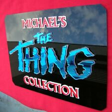 3D THING sign ART display for your memorabilia collection CUSTOM - INFO ONLY New