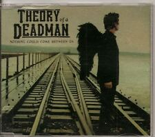 THEORY OF A DEADMAN Nothing Could Come Between Us 3TRACK CD SINGLE ROADRUNNER