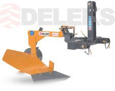 Aratro Monovomere DP16 per trattore DELEKS struttura rinforzata + Ruotino