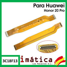 CABLE FLEX PRINCIPAL HUAWEI HONOR 20 PRO LCD PLACA BASE CONECTOR MAIN CARGA