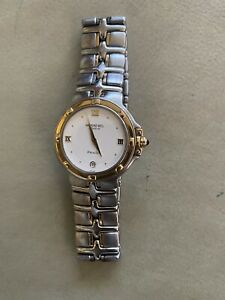Raymond Weil Parsifal 9190 - SS/Gold - White Face With Roman Numerals