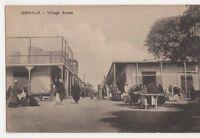Egypt, Ismailia, Village Arabe Postcard #2, B206