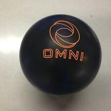 Ebonite Omni  BOWLING ball  1ST QUALITY  15 lb    NEW IN BOX     #264