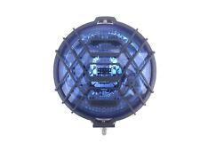 Fernscheinwerfer BLAU CHROM rund Halogenscheinwerfer  H3 12V/24V UNIVERSAL