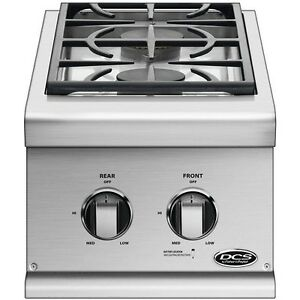 """30"""" DCS Double Side Burner Natural Gas #BGC132 BI -N  WE WILL BEAT ANY PRICE"""