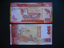 SRI LANKA  100 Rupees 02.04.2015  (P125)  UNC