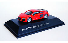 #5011518422 - Herpa Audi R8 V10 Plus Coupe - Dynamit-Rot - 2015 - 1:87