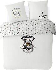 Parure de Lit Poudlard Harry Potter 220 x 240 cm  Licence Officielle Neuf