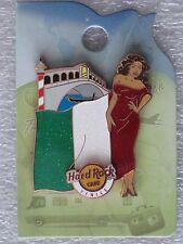 VENICE,Hard Rock Cafe Pin,Sexy Flag Landmark Girl