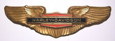 1950s Harley Davidson Wing Badge - HD Motorcycle