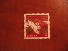 Canada 2011 #2416 Lunar New Year Year of the Rabbit Mint single VFNH