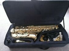 More details for sonata saxophone case and strap little use