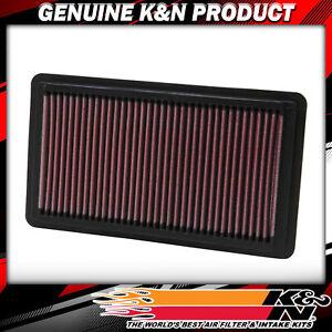 K&N Filters Fits 2006-2011 Honda Element Civic Hi-Flow Air Intake Filter