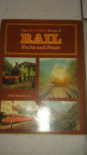 GUINESS Book Of RAIL FACTS & FEATS - John Marshall 1975