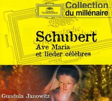 Gundula Janowitz - Schubert: Ave Maria & Other Famous Songs [New CD] Digipack Pa
