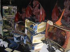 Gargantuan Blue Dragon D&D Miniatures dans son emballage d'origine & complet.