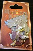 Disney Mechanical Kingdom Ludwig Von Drake Pin