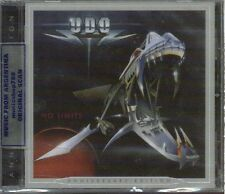 U.D.O. NO LIMITS ANNIVERSARY EDITION + 5 BONUS TRACKS SEALED CD NEW 2013  UDO