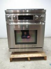 "DACOR Distinctive 30"" Pro-Style Slide-In Natural Gas Dual-Fuel Range DR30DIHNG"
