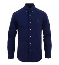 Ralph Lauren Navy Cotton Shirt