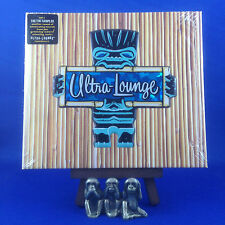 VARIOUS ARTISTS: Ultra Lounge TIKI SAMPLER, 1999 ADVANCED PROMO COPY