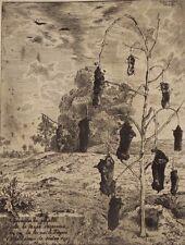 Lot de 48 estampes + pages d'ouvrages autour de la Taupe et rongeurs, XVIe-XIXe
