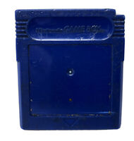 Pokemon Blue -Nintendo Game Boy Game CARTRIDGE ONLY Authentic Tested Saves