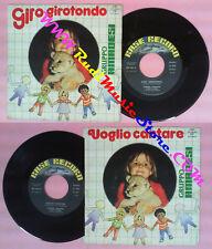 LP 45 7'' GRUPPO AMADESI CORO DI ANNA AMICHETTE Giro girotondo no cd mc dvd (*)